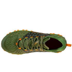 La Sportiva Bushido II Running Shoes Men kale/tiger